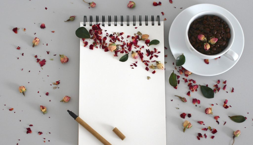 Leeres Tagebuch